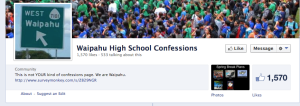 High School Facebook Confession Pages: Problem or Symptom?
